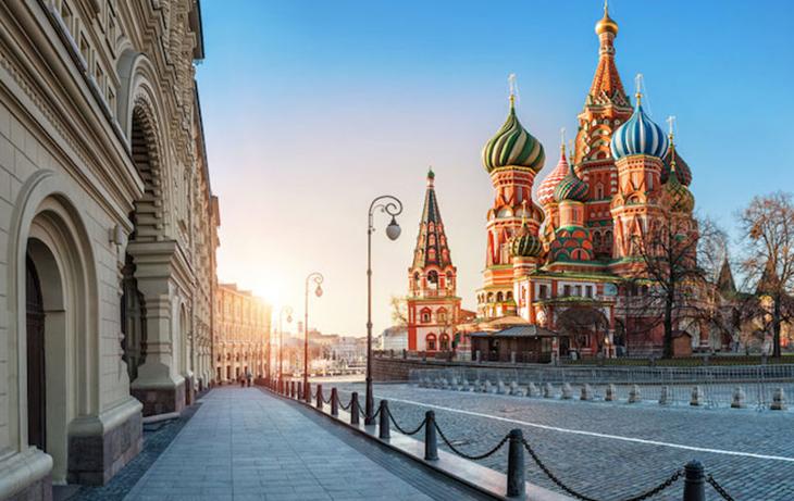 Rusya Destek Slider